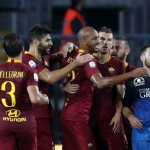 El Empoli 0-2 AS Roma en cinco detalles