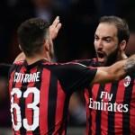 El AC Milan 3-2 Sampdoria en cinco detalles