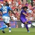 Previa Champions League   Napoli – Liverpool