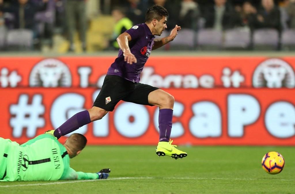 El Fiorentina 1-1 AS Roma en cinco detalles
