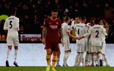 El Roma 0-2 Real Madrid en cinco detalles