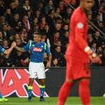 Previa Champions League   Napoli – PSG