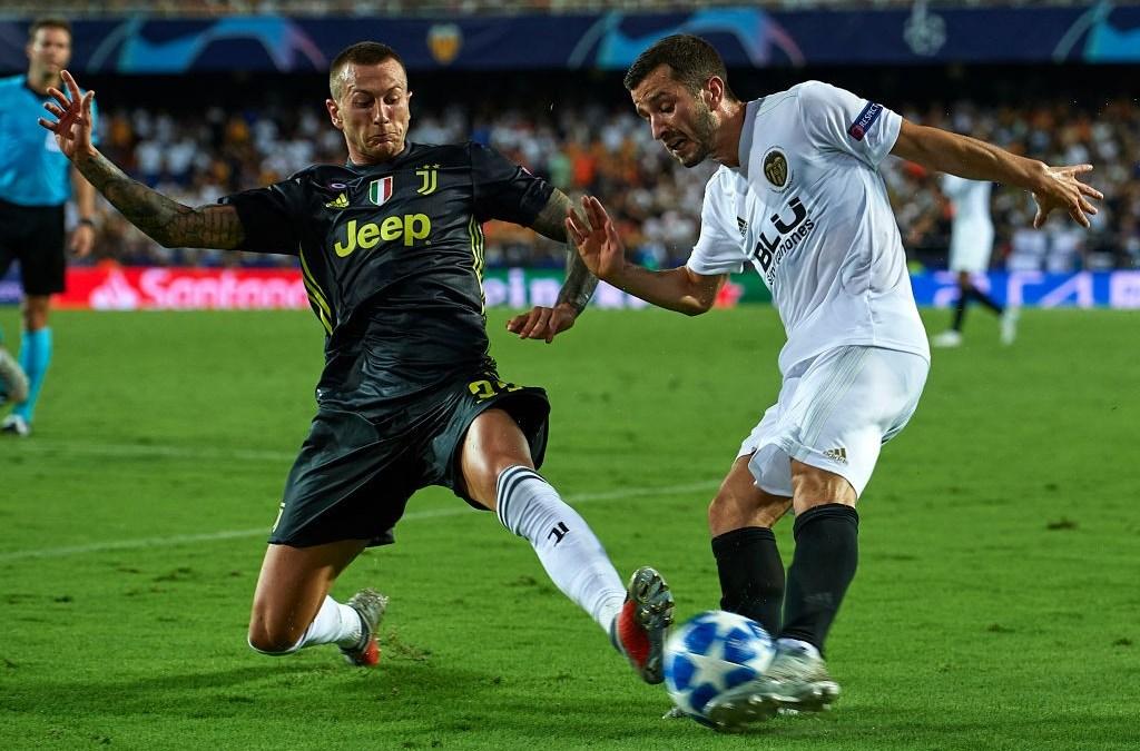 Previa Champions League I Juventus vs Valencia
