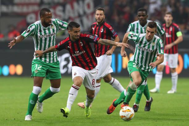 Previa Europa League | Real Betis – AC Milan