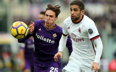Previa Serie A I Milan vs Fiorentina