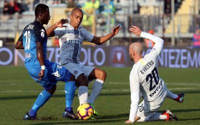El Empoli 0-1 Inter de Milán en cinco detalles