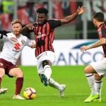 El Milan 0-0 Torino en cinco detalles