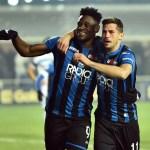 Zapata quiere seguir en la Atalanta: la renovación