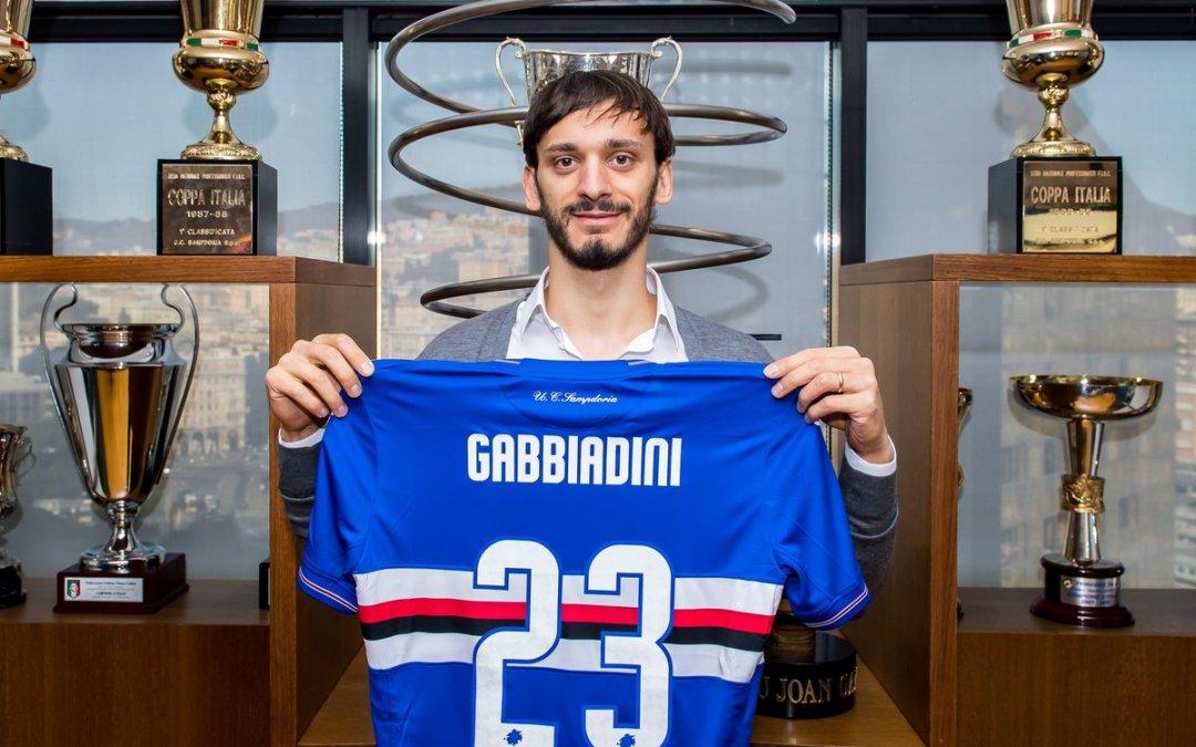 Manolo Gabbiadini vuelve a casa