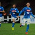 El Napoli 2-1 Lazio en cinco detalles