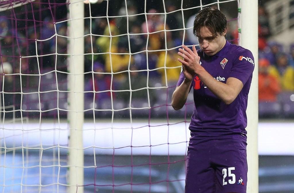 Inter y Juventus pelean por Chiesa… para 2020