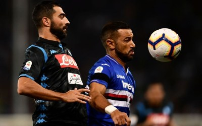 Previa Serie A | Napoli vs Sampdoria