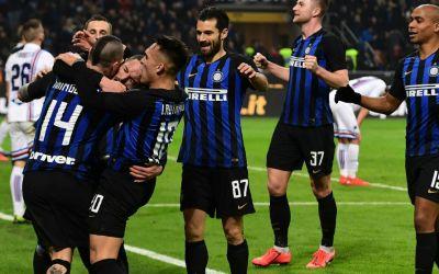 El Inter de Milán 2-1 Sampdoria en cinco detalles