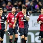El Cagliari 2-1 Inter de Milán en cinco detalles