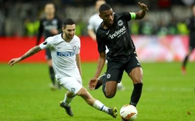 El Eintracht de Frankfurt 0-0 Inter de Milán en cinco detalles