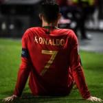 Alarma en la Juventus: Cristiano Ronaldo se lesiona jugando con Portugal