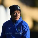 Seleccion italiana: Convocatoria de Roberto Mancini