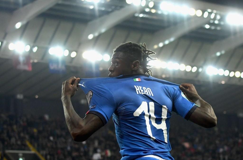 El Milan descarta el fichaje de Moise Kean