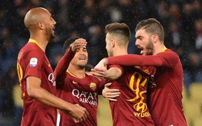 El Roma 2-1 Empoli en cinco detalles