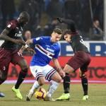 Previa Serie A I Sampdoria vs Milan