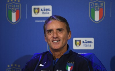 Mancini: «No tenemos a Totti o Del Piero, pero tenemos un gran equipo»