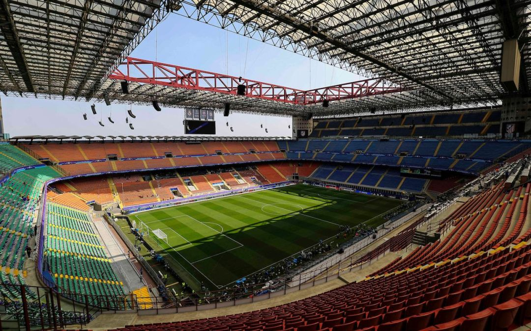 OFICIAL I La Atalanta jugará sus partidos de Champions en San Siro