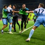 La Lazio asalta San Siro y jugará la final de Coppa