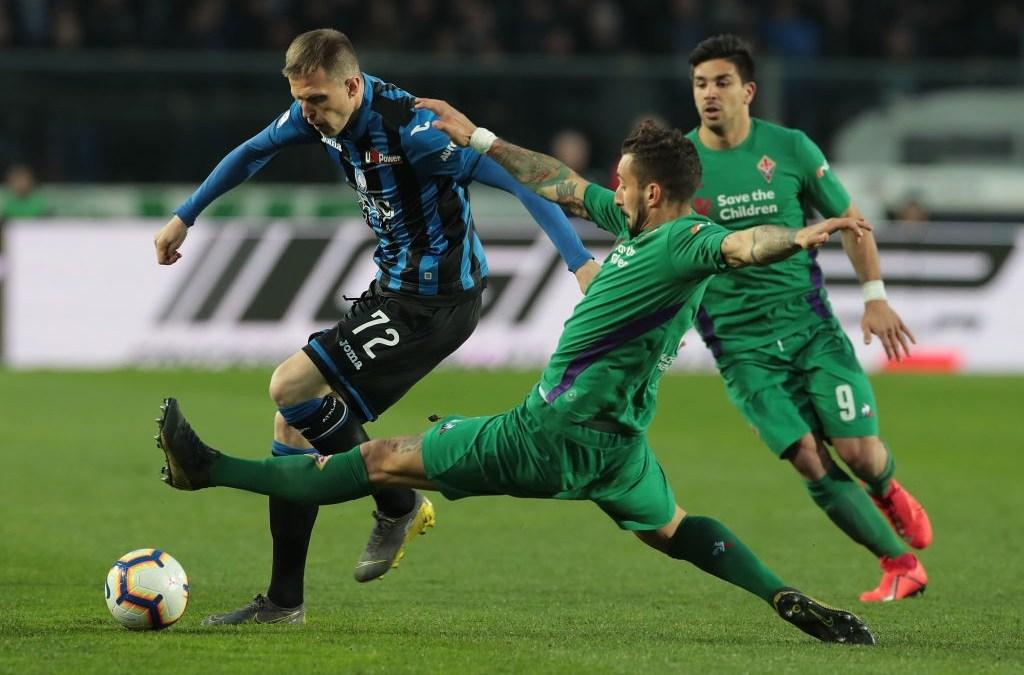Previa Coppa Italia I Atalanta vs Fiorentina