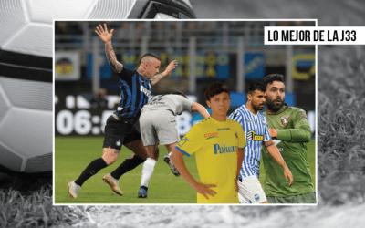 La Juventus es campeona, Pulgar, Petagna… I Lo mejor de la J33 en la Serie A