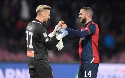 El Genoa suma un punto de oro en San Paolo
