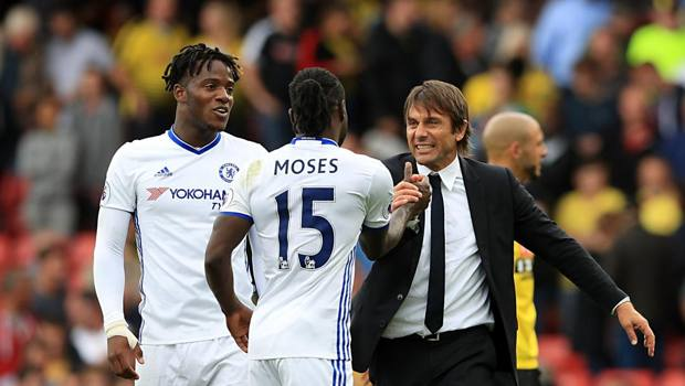 Victor Moses, opción para el Inter de Conte