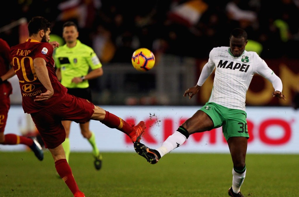 Previa Serie A I Sassuolo vs Roma