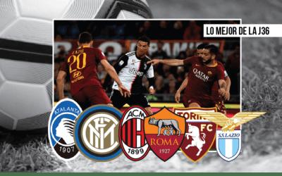 Las claves de la jornada 36 en la Serie A