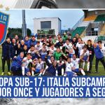 Eurocopa sub17: Italia, mejor once y jugadores a seguir