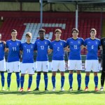 Italia gana a Portugal y jugará las semifinales de la Euro sub17