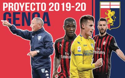 ¿Cuál será el proyecto 2019-20 del Genoa?