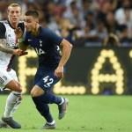 Bernardeschi: «En Italia los dos rivales serán el Napoli y el Inter»