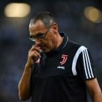Sarri: «Es demasiado pronto para hablar de la situación actual»