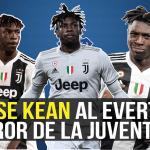 ¿Comete un error la Juventus vendiendo a Moise Kean?