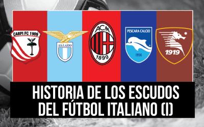 ¿Qué significan los escudos de la Serie A? Milan, Lazio, Pescara…