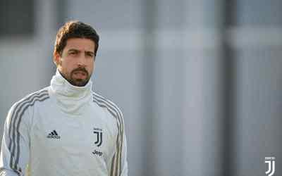 Khedira: «Estoy feliz en la Juventus y quiero seguir aquí»