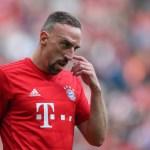 La Fiorentina negocia por Franck Ribéry