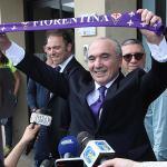 Commisso: «Quiero llevar a la Fiorentina al lugar que se merece»