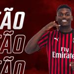 OFICIAL I RafaelLeão, nuevo jugador del AC Milan