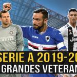 10 veteranos que brillarán en la Serie A 2019-20