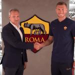 OFICIAL I Edin Dzeko renueva con la Roma