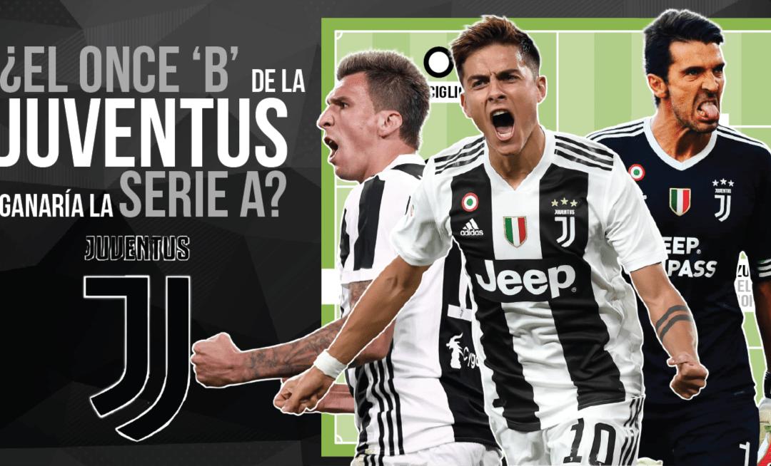 ¿Los suplentes de la Juventus podrían ganar la Serie A?