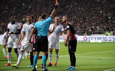 Dura sanción de la UEFA a Ante Rebic