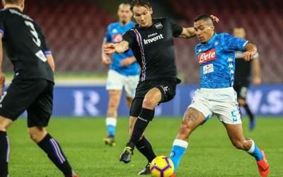 Previa Serie A I Napoli vs Sampdoria