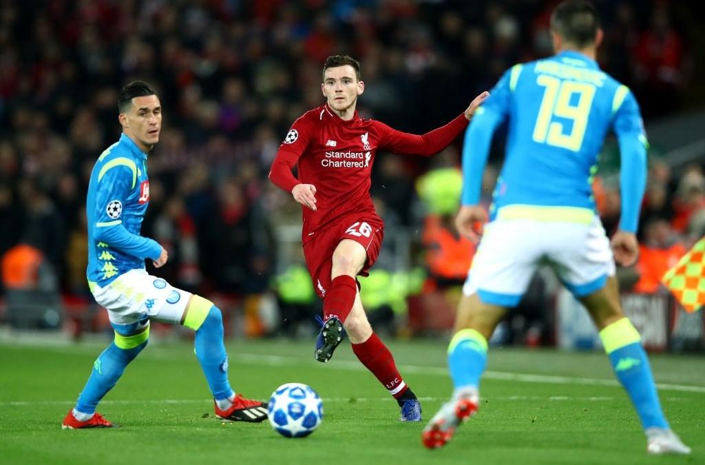 Previa Champions League I Napoli vs Liverpool